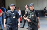 Поліцейські вперше вийшли на чергування з пістолетом-кулеметом MP5