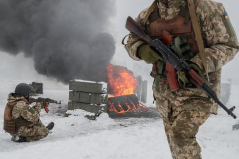 Окупанти стріляли з гранатометів біля Красногорівки