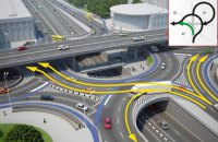 Трирівнева розв'язка на Шулявці заощаджуватиме місту понад 250 млн грн на рік