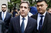 Бывший адвокат Трампа признал себя виновным в даче ложных показаний
