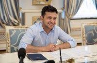 Зеленский хочет провести опрос украинцев по поводу переговоров с Россией