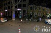 У центрі Одеси сталася стрілянина, постраждали троє осіб