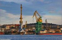Севастополь помогает заводу Порошенко
