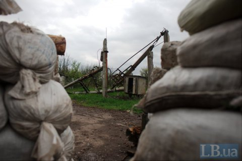 Бойовики обстріляли Зайцеве під час передачі гумдопомоги Червоного Хреста