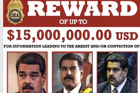 Венесуельський Ескобар. Чому США звинуватили Мадуро у наркотрафіку