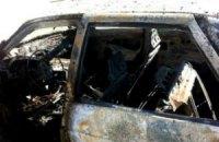 В Чернигове в автомобиль подбросили гранату