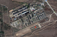 Російська танкова армада за 18 км від кордону з Україною потрапила на супутникові знімки