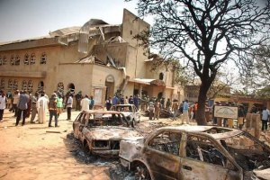 В Нигерии в серии терактов погибли 80 человек