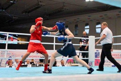 Україна завоювала чотири медалі на жіночому ЧЄ з боксу