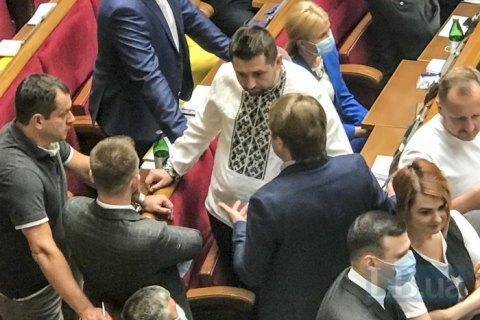 Рада ухвалила за основу законопроєкт про фінансування партій без урізання повноважень НАЗК