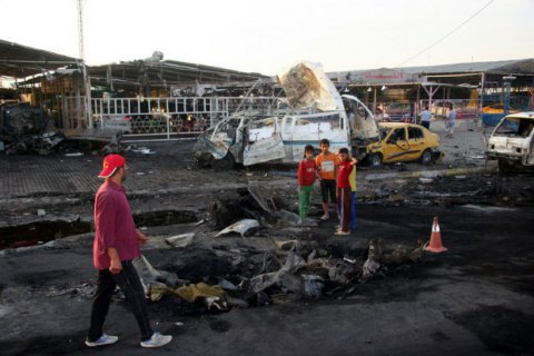 Жертвами теракту поблизу Багдада стали близько 100 осіб