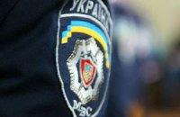 """Донецкая милиция расследует драку во время акции """"Вставай, Украина!"""""""