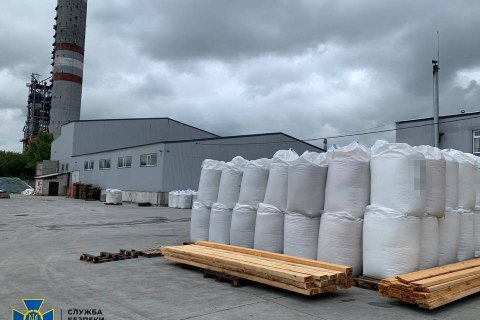На Рівненщині СБУ провело обшуки на складських приміщеннях