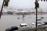 """Число жертв урагану """"Ірма"""" перевищило 80 осіб"""