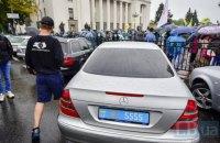 Импорт б/у автомобилей в Украину вышел на новый рекорд