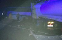 У Житомирській області через зіткнення вантажівки та автобуса загинуло дев'ятеро осіб