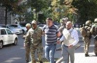 Оголосили підозру чоловікові, який погрожував підірвати гранату в Кабміні