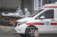 Китай підтвердив першу смерть від вірусу за межами Уханя