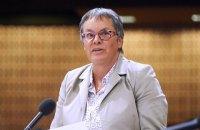 Новым президентом ПАСЕ стала депутат от Швейцарии Паскье