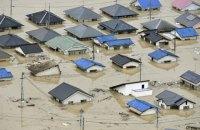 Число погибших от наводнения в Японии возросло до 70