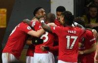 """""""Манчестер Юнайтед"""" установив рекорд результативності в Англійській прем'єр-лізі"""