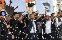 Пашинян избран премьер-министром Армении