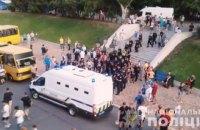 Перед матчем за Суперкубок Украины полиция произвела массовые задержания фанов