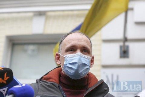 """Зеленский: """"Мы сказали, чтобы Татаров шел и доказывал, что он ни в чем не виноват"""""""