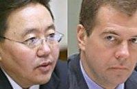 Медведев: Россия и Монголия готовы снять все проблемы в отношениях