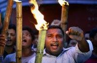 В Индии два штата охвачены беспорядками из-за территориального спора