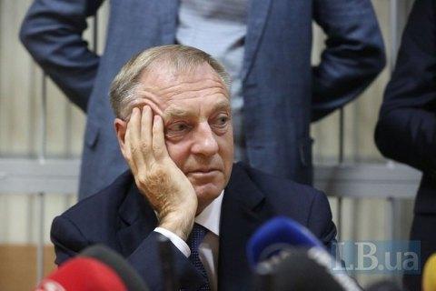 Апелляционный суд освободил Лавриновича из-под ареста
