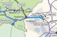 Украина отказалась от идеи строительства нового газопровода в Польшу