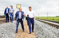Юрик: УЗ електрифікує дільницю Ковель - Ізов - Держкордон