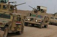 Иракские войска начали новое наступление на Мосул