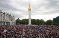 """Грузия отказалась отмечать годовщину """"Революции роз"""""""