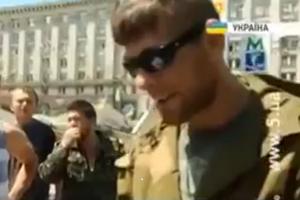 """Суд заарештував майданівця """"Андрюху Слона"""" на два місяці"""