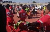 На митинге возле президента Зимбабве произошел взрыв