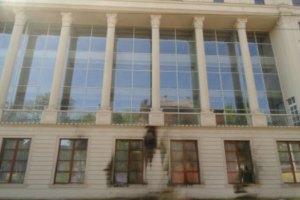 У Маріуполі намагалися підпалити офіс брата Тарути
