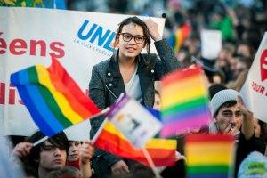 Британские депутаты одобрили однополые браки