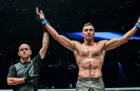 Украинский супертяж стал чемпионом мира по кикбоксингу