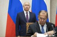 Росія почала вихід з Договору про відкрите небо
