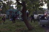 Закарпатская полиция задержала три десятка ромов, ехавших на драку в Сваляву