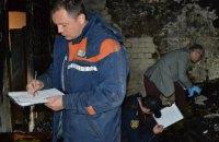 В Одессе при пожаре в пятиэтажке погибла 4-летняя девочка
