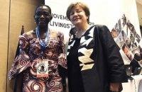 Голова МВФ визначилася з кандидатурою свого заступника