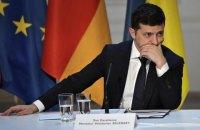 Зеленский одобрил продление закона об особом статусе Донбасса