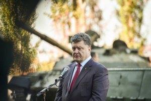 Порошенко анонсував складні переговори з Путіним у п'ятницю (оновлено)
