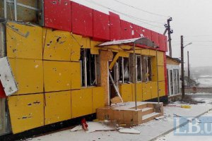 Терористи безперервно обстрілюють Гранітне з мінометів і САУ