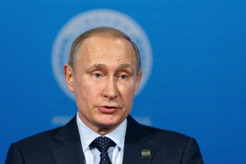 """Путин обвинил в обстреле гумконвоя под Алеппо """"одну из террористических организаций"""""""