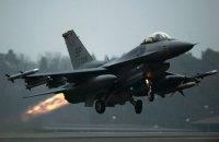 Винищувачі НАТО чотири рази вилітали на перехоплення російських літаків над Балтикою минулого тижня