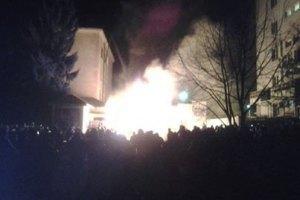 У Львові протестувальники захопили прокуратуру, СБУ й обласну міліцію
